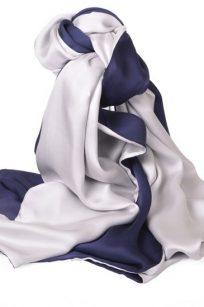 Etole bleue et blanc